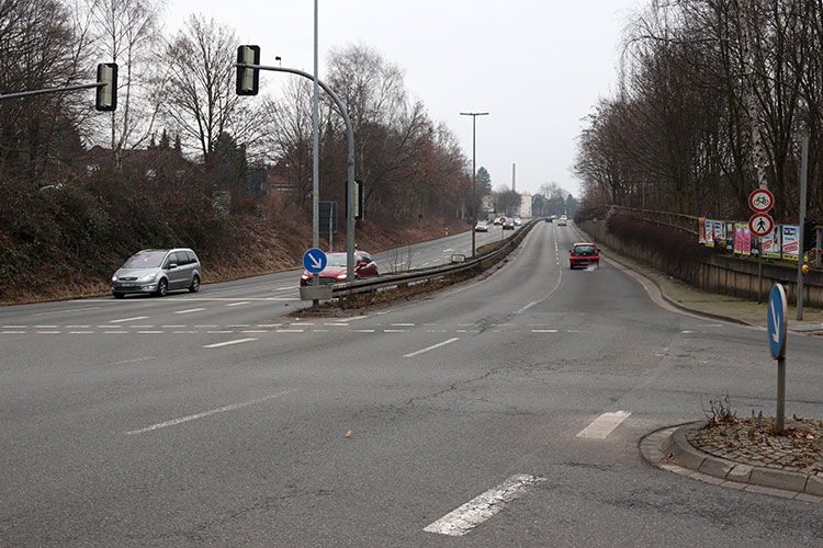 Hochstraße Wunstorf