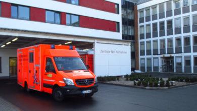 Bild von Krankenhäuser verbieten Besuche