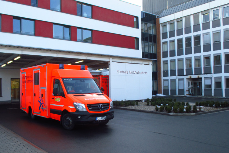 Krankenhaus Gehrden