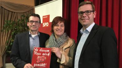 Bild von SPD-Ortsverein votiert für Konkurrentin Erkans und wählt neuen Vorsitzenden