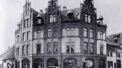 Bild von Abgerundeter Großbau in der Langen Straße