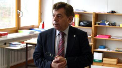 Bild von Grußwort des Bürgermeisters Rolf-Axel Eberhardt