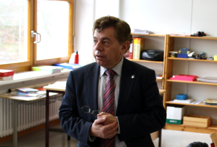 Photo of Grußwort des Bürgermeisters Rolf-Axel Eberhardt
