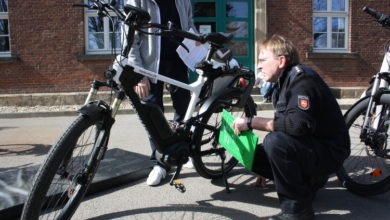 Bild von Registrieren statt verlieren: Fahrradcodierung in Wunstorf
