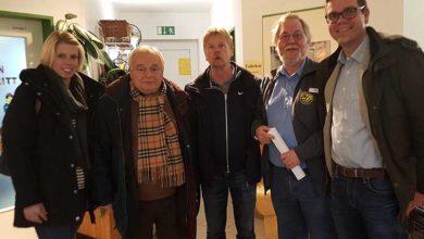 Bild von SPD zu Besuch beim Tierheim