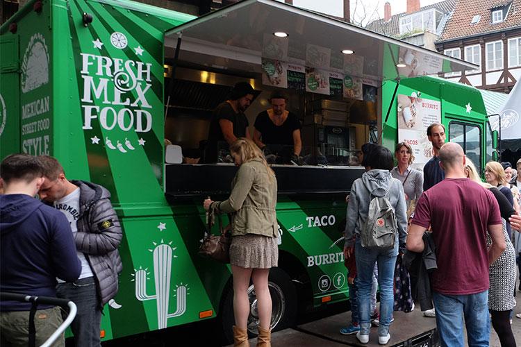 1. Wunstorfer Streetfoodfestival | Foto: privat