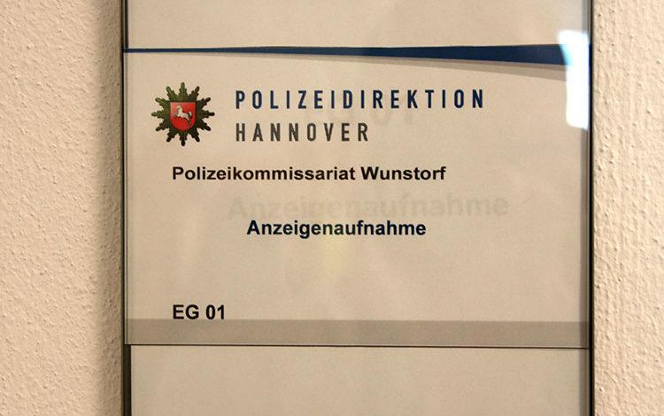 symbolbild polizei wunstorf anzeigenaufnahme