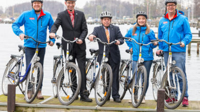 Photo of Familien-Fahrradfest am Steinhuder Meer