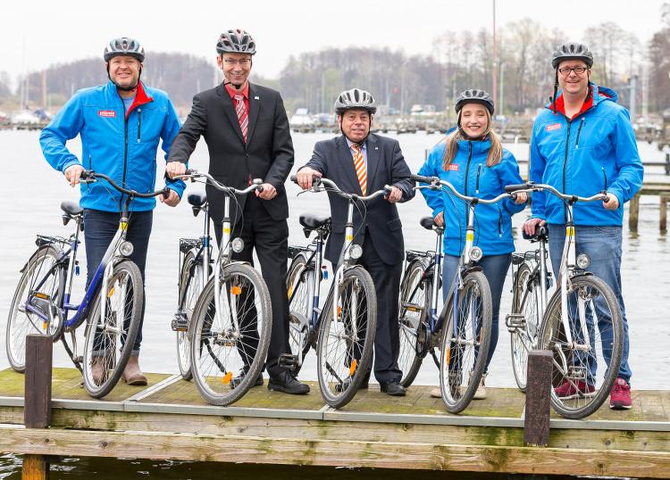 Photo of Familien-Fahrradfest am Steinhuder Meer