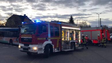 Bild von Feuerwehr sauer wegen Zugdurchsage in Wunstorf