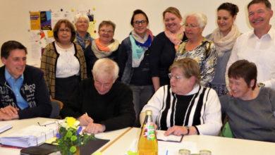 Bild von Treffen der AG Zukunft Bokelohs