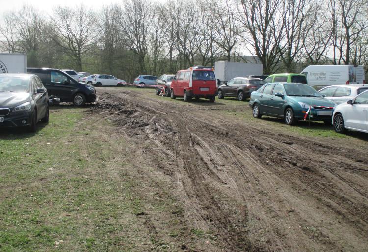 ww parkplatz