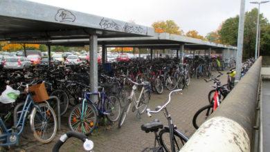 Bild von SPD will weiterhin mehr Fahrradstellplätze