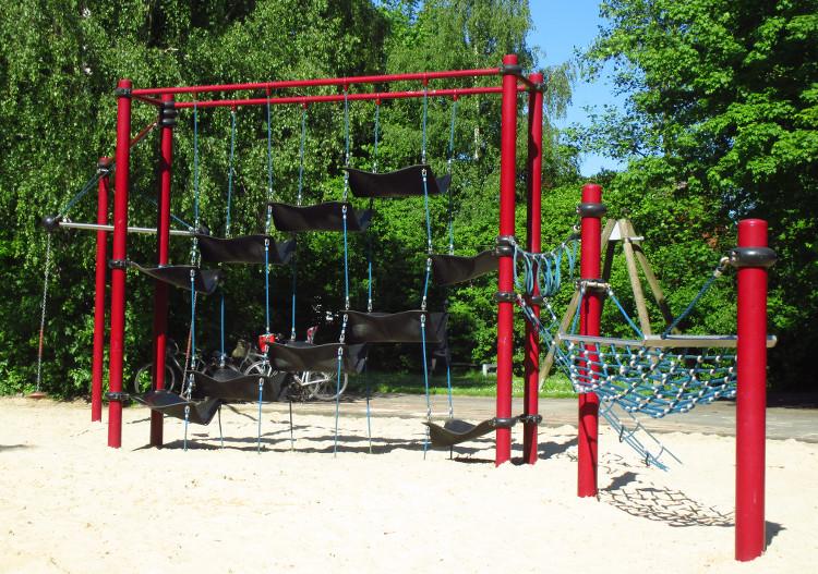Spielplatz Düendorfer Weg (Kernstadt)