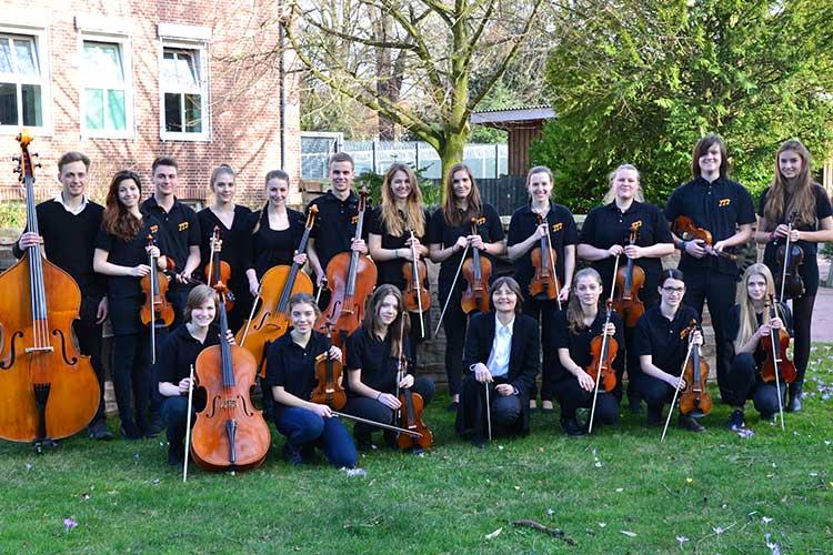 Ensemble Leggiero der Musikschule Wunstorf