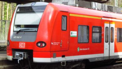 Bild von Steinwürfe auf Wunstorfer S-Bahn und Güterzüge