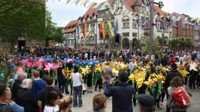 Bild von Blumiges Wunstorfer Schützenfest 2017