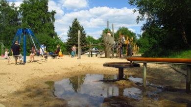 Bild von Die 10 schönsten Spielplätze in Wunstorf