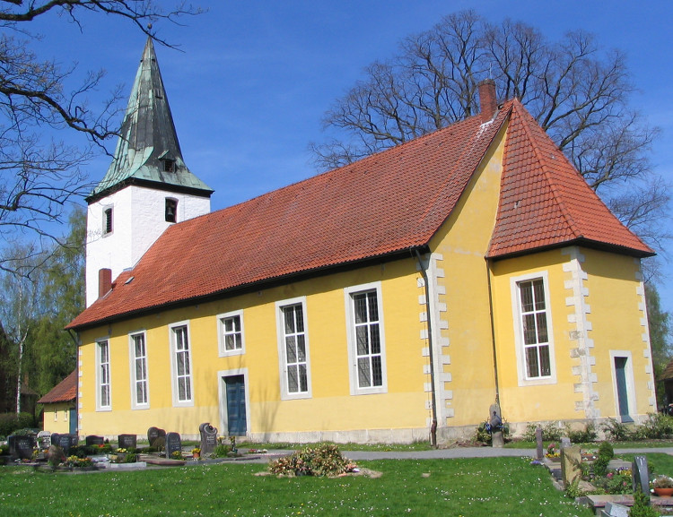Photo of Kolenfelder Kirchenrenovierung