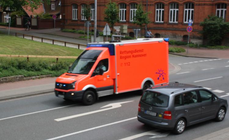Wunstorfer Rettungswagen