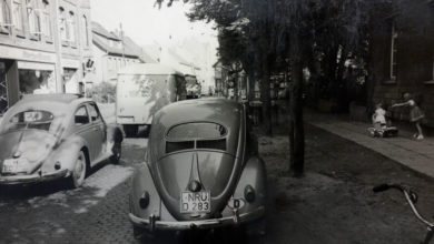 Bild von VW Käfer in der Südstraße