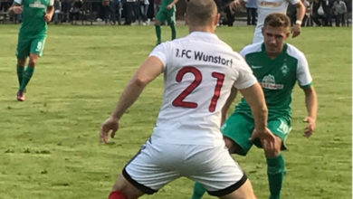 Bild von Testspiele des 1. FC Wunstorf
