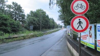 Bild von Illegales Straßenrennen auf der Hochstraße