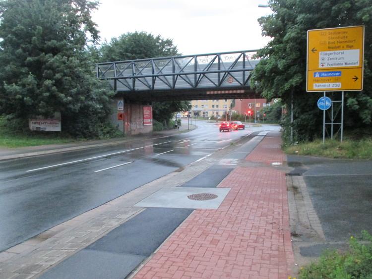 Photo of Sommergewitter zieht über Wunstorf