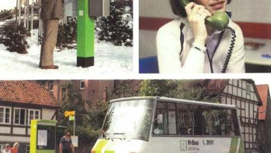 Bild von Der R-Bus: Ein Stück Verkehrsgeschichte aus Wunstorf