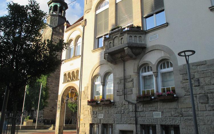 Wunstorfer Rathaus