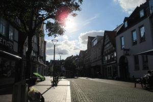 sommerabendlangestrasse
