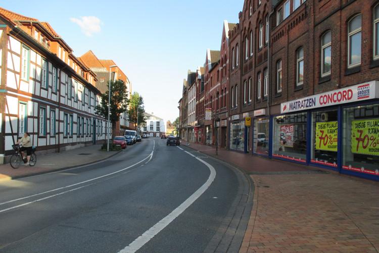 Südstraße Wunstorf