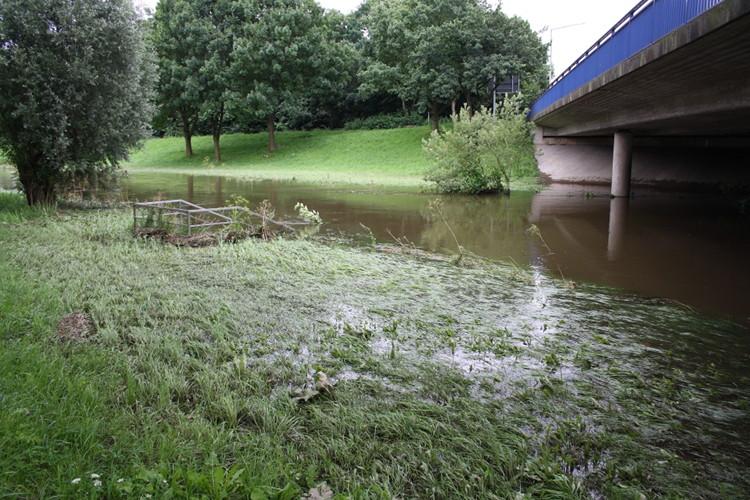 Photo of Westaue wieder im grünen Bereich