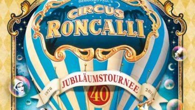 Bild von 5×2 Karten für Circus Roncalli zu gewinnen