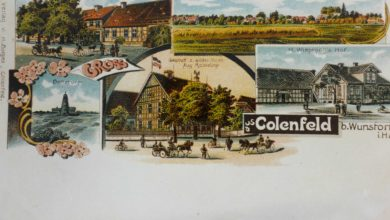 Photo of Colenfelder Postkarte