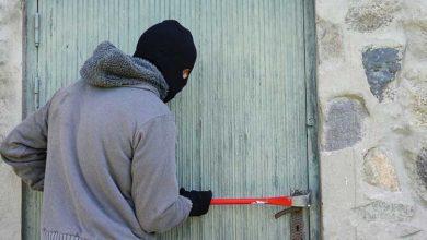 Bild von Mehrere Einfamilienhäuser Ziel von Einbrechern