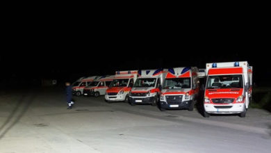 Bild von Wunstorfer Johanniter unterstützen Evakuierung in Hildesheim