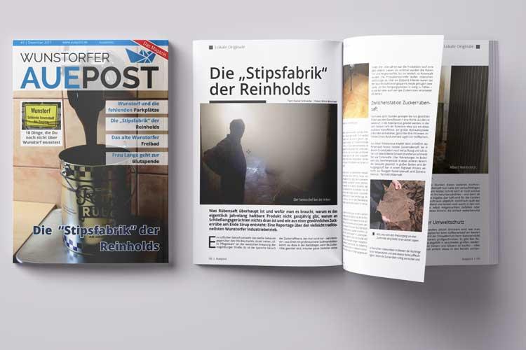 Print Magazin Auepost