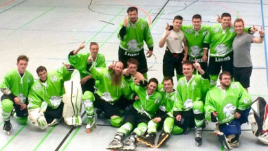 Photo of Wunstorfs Skaterhockey-Team ist Meister