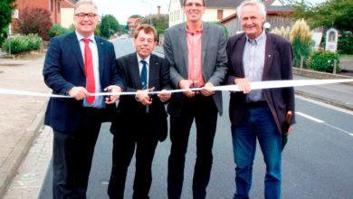 Photo of Ortsdurchfahrt Bokeloh wiedereröffnet
