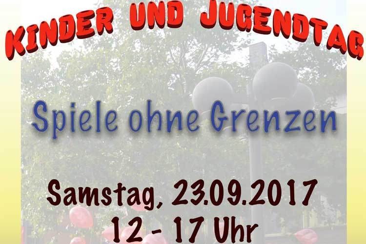 Photo of 14. Kinder- und Jugendtag