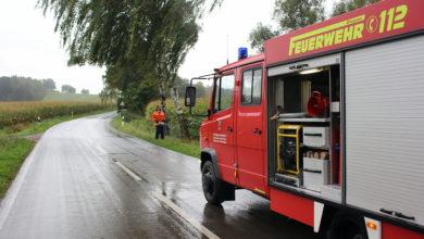 Bild von Bilanz der Feuerwehren nach Sturmtief Xavier