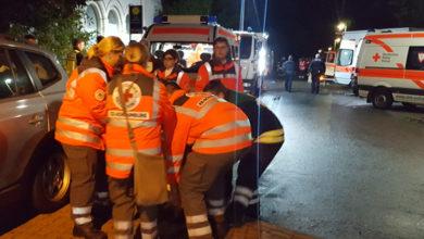 Bild von Zugreisende übernachten auch im Haster Bahnhof