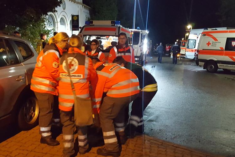 Photo of Zugreisende übernachten auch im Haster Bahnhof