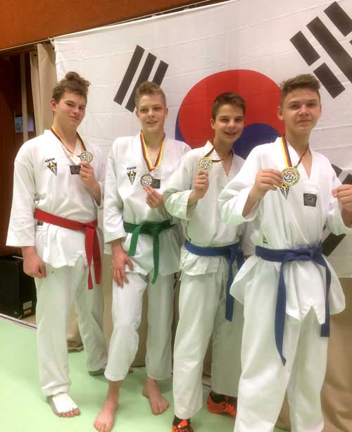 taekwondo klein heidorn november2017 2