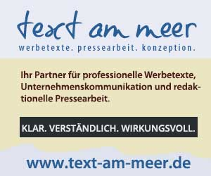 Text am Meer