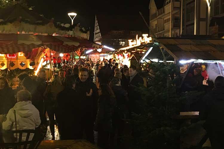 Weihnachtsmarkt Wunstorf