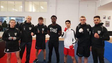 Bild von TuS Boxer zu Gast bei den Trainingskämpfen des Sambo 07 e. V.