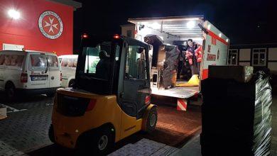Bild von Johanniter schicken 431 Pakete mit den Weihnachtstruckern auf die Reise