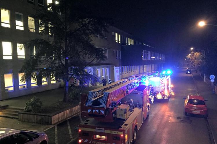 Photo of Feueralarm im Flüchtlingsheim